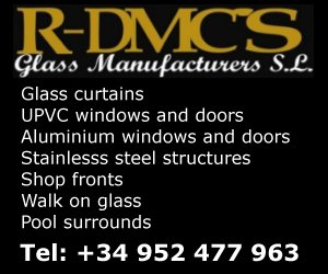 RDMC Glass - Specialists in Glass Curtains Mijas Costa Malaga