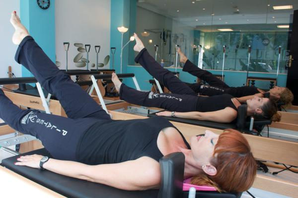 Pilates pregnancy training Marbella