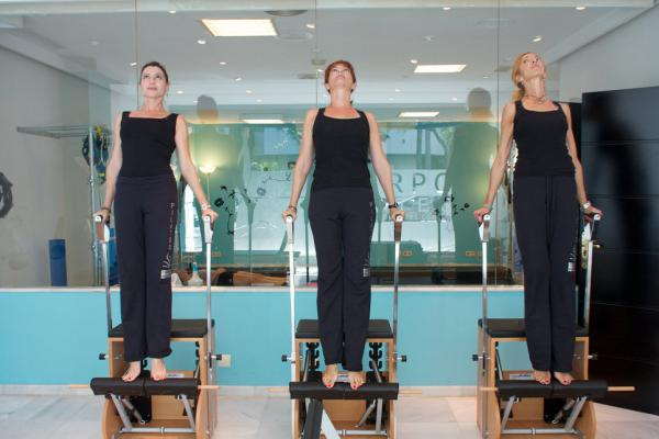 Pilates for kids and older people Marbella