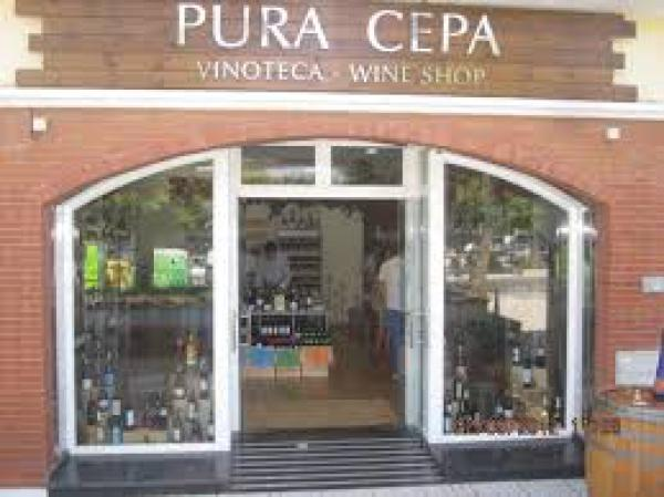 Wine shop Mijas