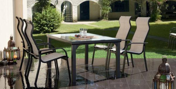 outdoor furniture Mijas Costa