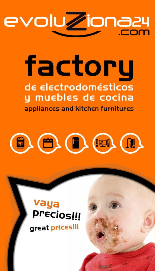 Appliances & kitchens furniture Marbella Malaga