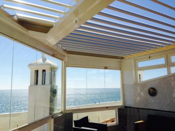 outdoor roof systems