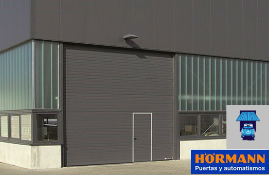 RollMatic roller garage doors