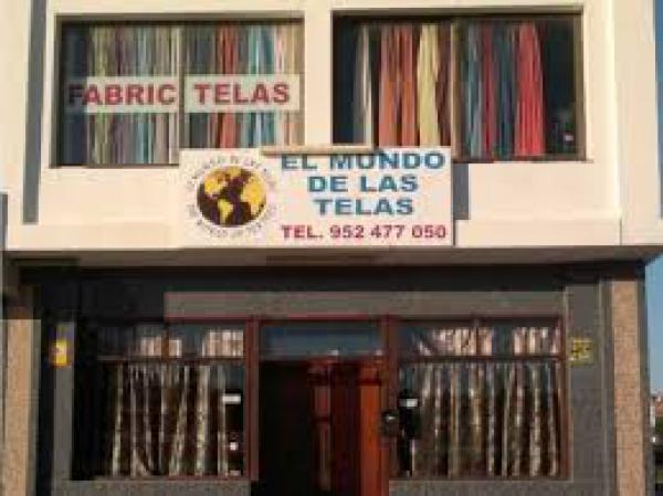 Fabric curtains Fuengirola