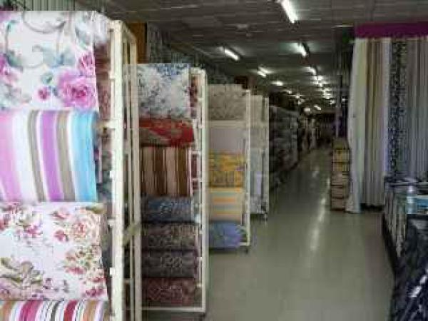 Fabric curtains blinds pillows Marbella