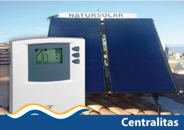 Solar panels thermal energy Marbella