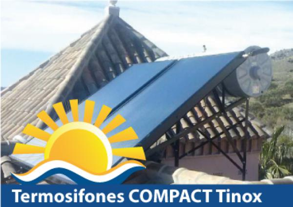 Solar panels thermal energy Fuengirola