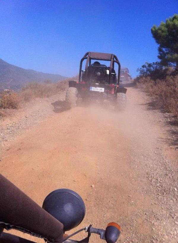 Buggy Tours Safari Nueva Andalucia