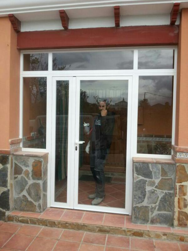 Aluminium windows doors Glasswork Alhaurin Cartama