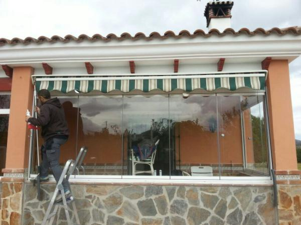 Aluminium windows doors blinds Mijas Fuengirola
