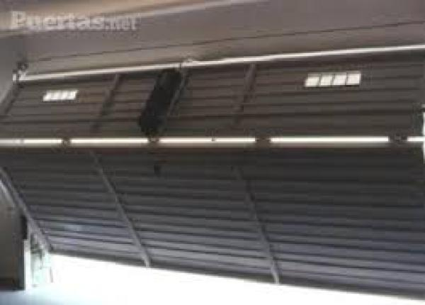 Automatic garage doors & gates Malaga