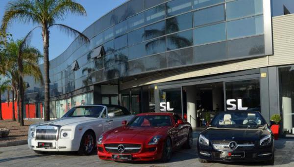 Luxury Cars Sales Marbella