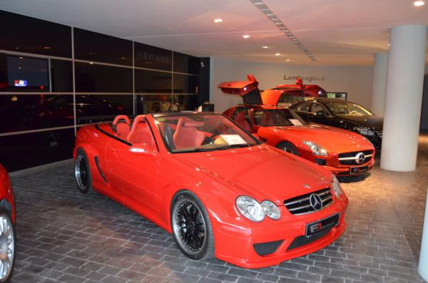 Luxury Car Hire Marbella Costa del Sol