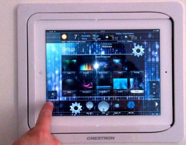 Intelligent home control systems Marbella