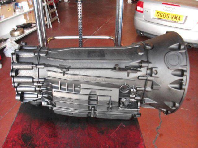 Reparaci�n caja de cambios automatica Marbella