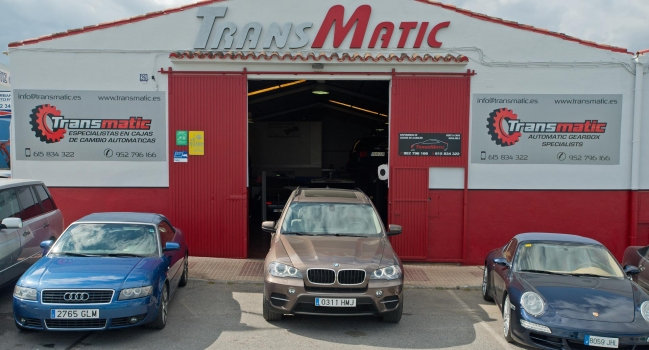 Automatic Gearbox specialist Marbella