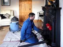Chimney sweep Competa