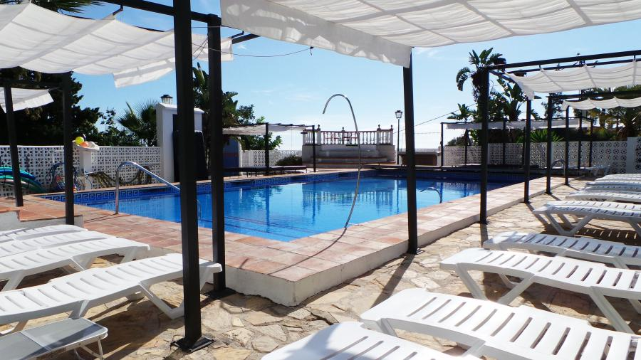 Swingers vacation resort Torre del Mar