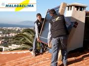 AIR CONDITIONING HEATING SOLAR ENERGY Nerja