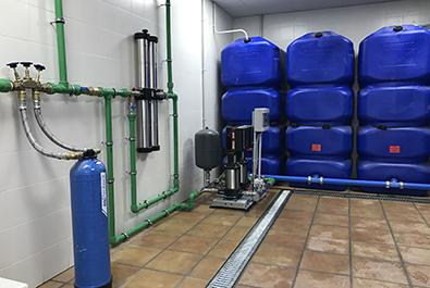 Wasserfilter Mijas Marbella