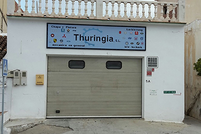 Car repair shop Torrox Nerja Axarquia