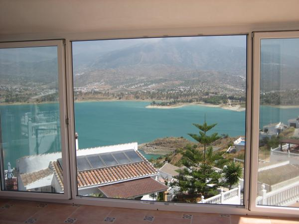PVC Windows & Doors Glass Curtains Marbella