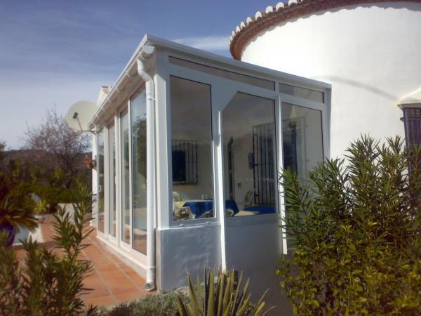 PVC Windows & Doors Glass Curtains Malaga