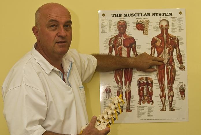 Osteopath Malaga Spain
