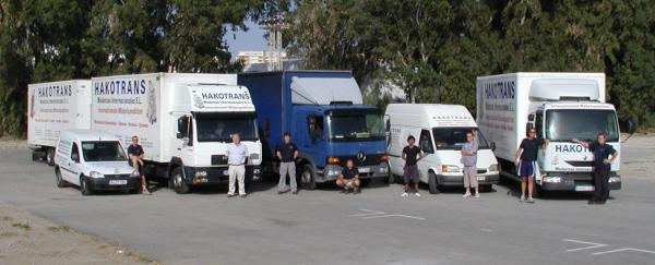 Removals - Transport � Storage Estepona
