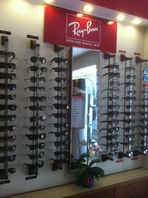 Optical service Eye test Glasses Torre del Mar