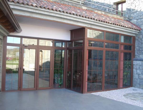 UPVC Windows & doors glass Curtains Marbella