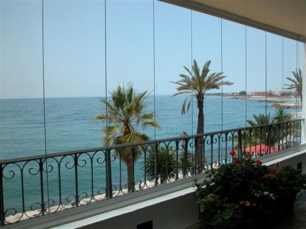 UPVC Windows & doors glass Curtains Torre del Mar