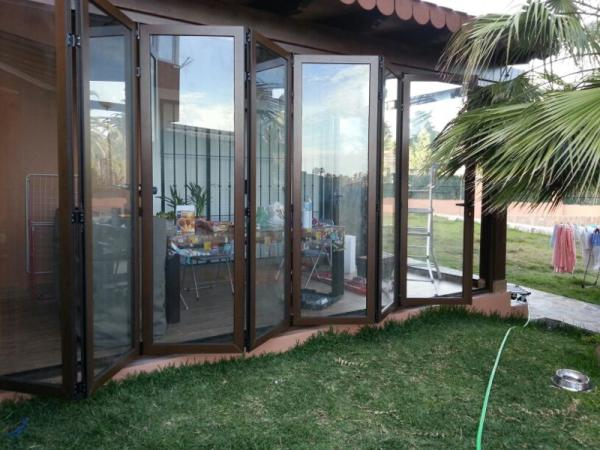 Windows Doors Glass Curtains Marbella