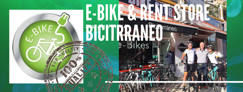 Bicycles & Bikes Shop Parts & Garage Torre del Mar