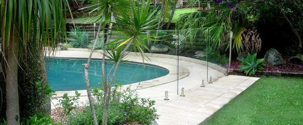 glass/stainless steel pool safety Marbella Estepon