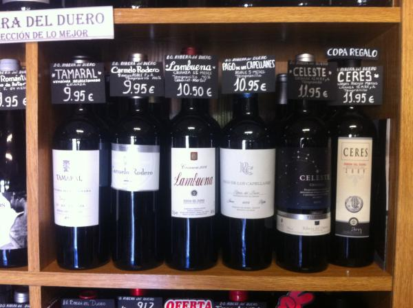 Wine Shop Selected Wines Malaga Rincon
