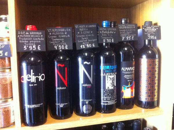 Wine Shop Selected Wines Mijas