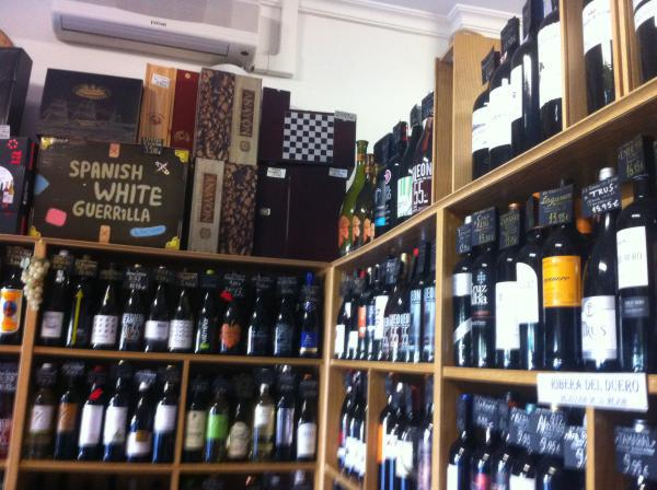 Wine Shop Selected Wines Torre del Mar Nerja