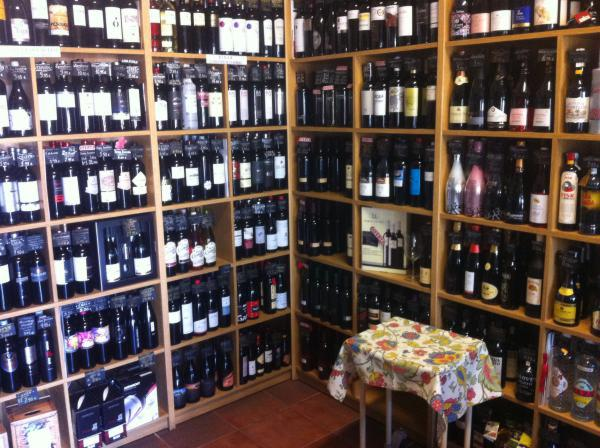 Wine Shop Selected Wines Velez Malaga