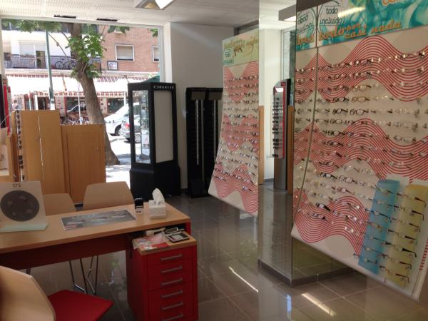Optician Glasses Contact Lenses Torre del Mar