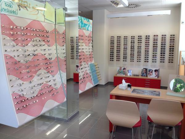 Optician Eye Tests Torre del Mar