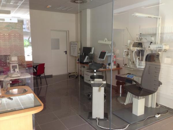 Optician Eye Tests Malaga