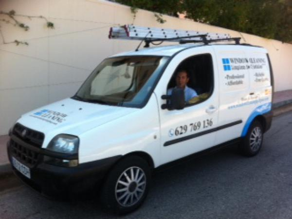 Window Cleaners Marbella