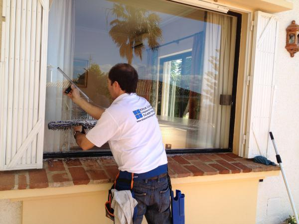 Cleaner Windows Marbella